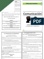 2. Tema 1 Cristo El Comunicador - 2 - El Problema de La Comunicacion