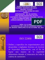PRESENTACION DE NORMA ISO 22000.ppt