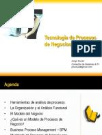 Tecnologia Modelo Del Negocio - Bpmn