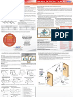 Dd Arq Manual Pre Instal Portugues Cod 300021556 Rev 14 Livreto In