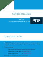 factor de relacion diap.ppt