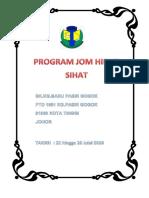 cover program kesihatan.docx
