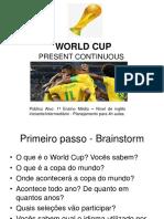 World Cup Aula