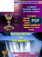 4. El Verdadero Rostro de La Eucaristia