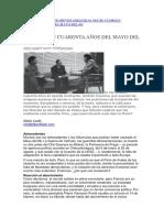 Reseña Documental, Página 12