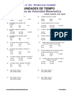 Problemas Propuestos de Unidades de Tiempo P1 Ccesa007