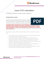 TCO  Moodlerooms Read me first User Guide -  Total Cost of  Ownership Moodle .docx