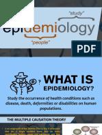 Epidemiology 101 1