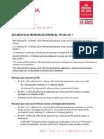 UNAIDS FactSheet Es