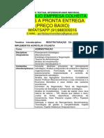 PORTFÓLIO EMPRESA COLHEITA A PRONTA ENTREGA WHATSAPP 91988309316 E-MAIL portfoliouniversitario@gmail.com.pdf