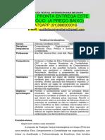 Portfólio Contabeis 8 Temos a Pronta Entrega Whatsapp 91988309316 Email Portfoliouniversitario@Gmail.com