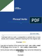 Phrasal Vrbs Presentation