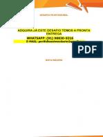 Desafio Profissional ADM 8.9