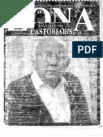 Castoriadis, Entrevista