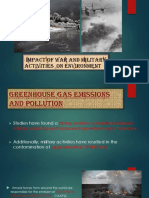 IMPACT OF WAR and military activities  ON ENVIRONMENT [Autosaved].pptx