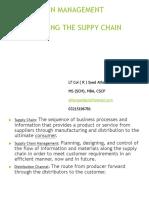 1.Supply Chain Management 1&2