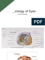 Physiology of Eye