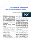 2007 - Support Vector Machine Learning for Region-Based Image Retrieval With Relevance Feedback