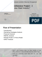 CP Steel Industry PPT