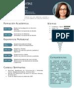 Como Redactar Curriculum Sector Medico 325 PDF