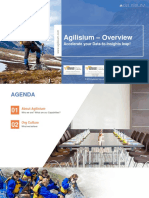 Agilisium Overview -Introduction