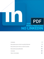 Manual de Boas Prticas No LinkedIn