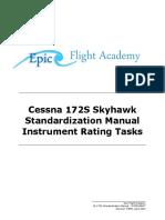 172S Standardization Manual INSTRUMENT Rev3