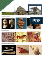 Arquitectura en La Prehistoria