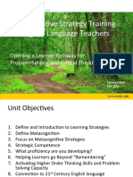 Metacognitive Strategy