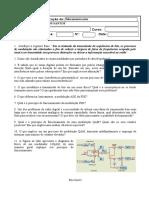 Exercício 06 - Telecomunicações - Modulação Chaveada