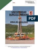 Brochure Geologia - Museo 2018