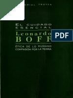 el cuidado esencial de leonardo boff (completo).pdf