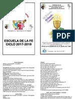 Folleto Para Primeras Comuniones (2) PDF