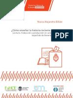 Cómo enseñar la Historia Reciente argentina.pdf