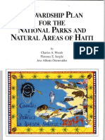 Stewardship Plan for the National Parks and Natual Areas of Haiti