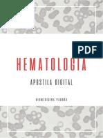Apostila de Hematologia - Biomedicina Padrão