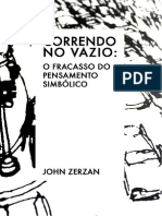 Correndo No Vazio - John Zerzan