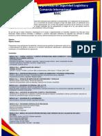 Diplomado en Seguridad Logistica y Comercio Internacional BASC