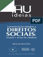 Constituição de 1988 e Direitos Sociais