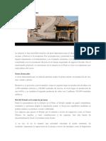 Actividad Minera en Peru