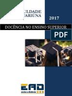 Apostila de Docência no Ensino Superior.pdf