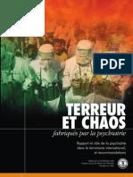 Terrorisme French