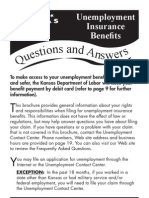 Unemployment Details