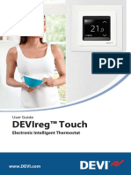 DEVI Touch User Guide