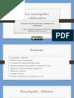 Les Encyclopédies Collaboratives