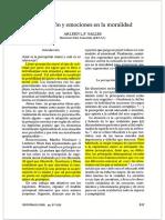 Salles, Arleen L. F. - Percepción y emociones en la moralidad.pdf