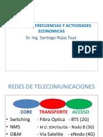 BANDAS FRECUENCIAS Y ACTIVIDADES ECONOMICAS_Marzo 2019.pptx