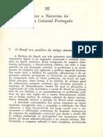 3_ Caráter e Natureza Do Sistema Colonial Português