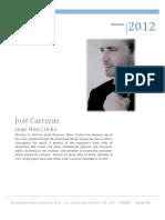 Jose Carreras Misa Criolla 1318436319