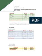 Análisis de Las Cuentas 1era Parte